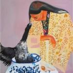 Pocahontas kimonóban
