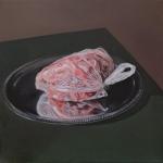 Mráz Judit: Egy tálca hús